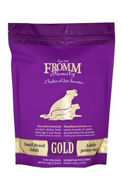 Fromm Small Breed Adult Gold Dog Food image