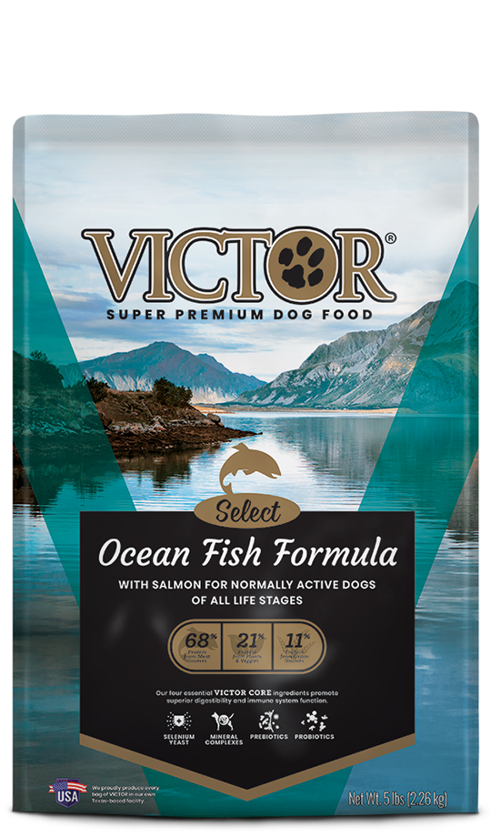 Victor Ocean Fish Formula with Salmon