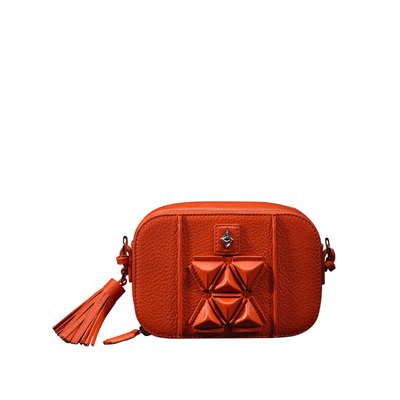 Classic Crossbody Orange