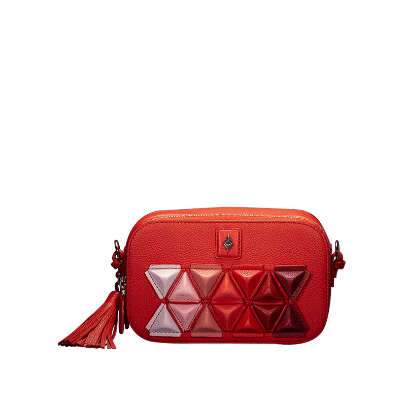 Classic Crossbody Red