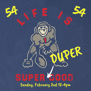 Annual Super Duper Sale-February 2, 2020