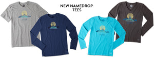 New Westport Tee gets inspiration from Foley Mountain