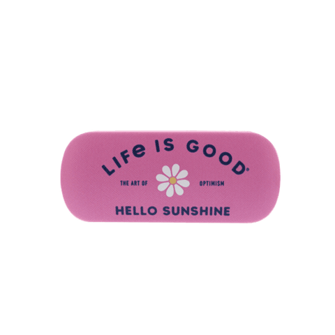 Readers Glasses Case-Hello Sunshine