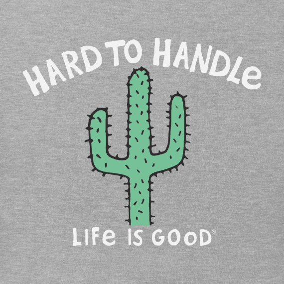 Toddler Tee-Hard to Handle