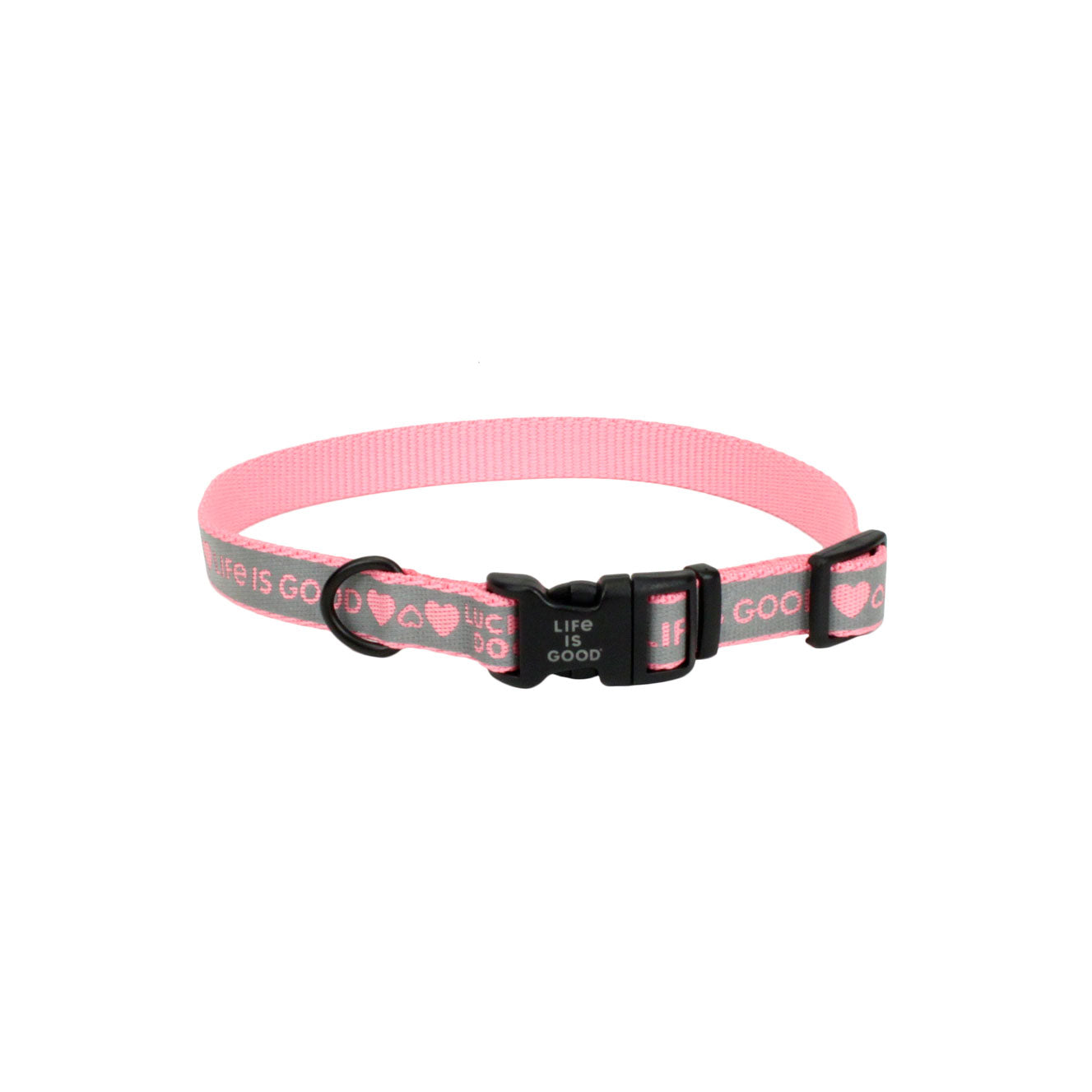 Lucky Dog Reflective Dog Collar (SMALL)