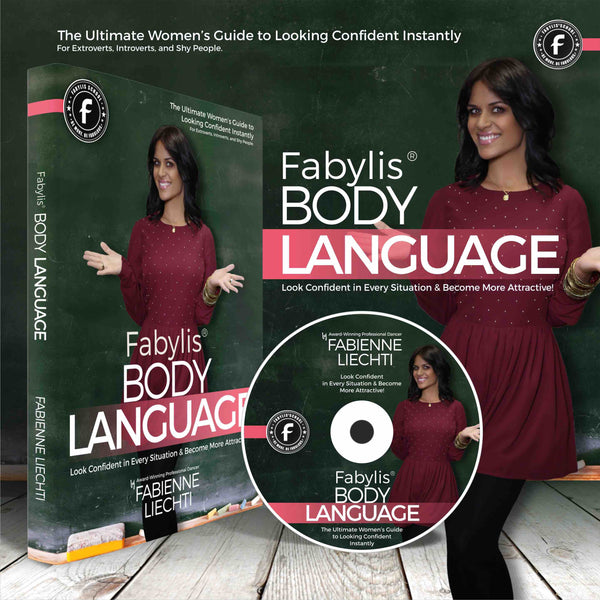 Fabylis® Body Language to Look Confident Instantly!