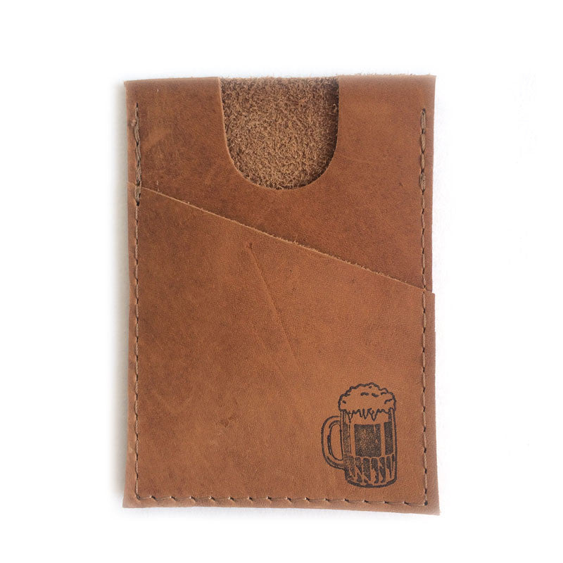 Beer Money Train Wallet