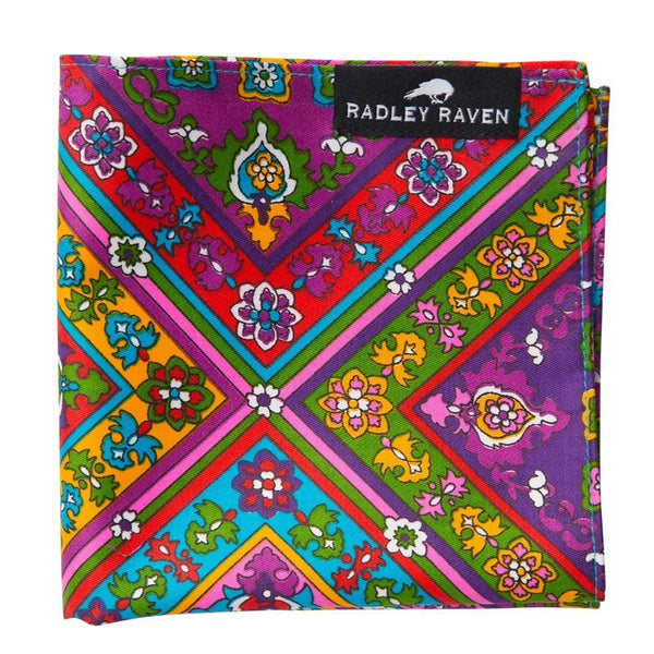 Pocket Square - Hendrix Pocket Square