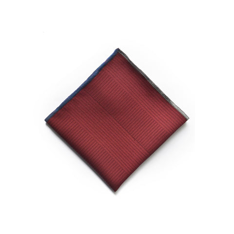 Pocket Square - Japanese Silk Pagoda Pocket Square
