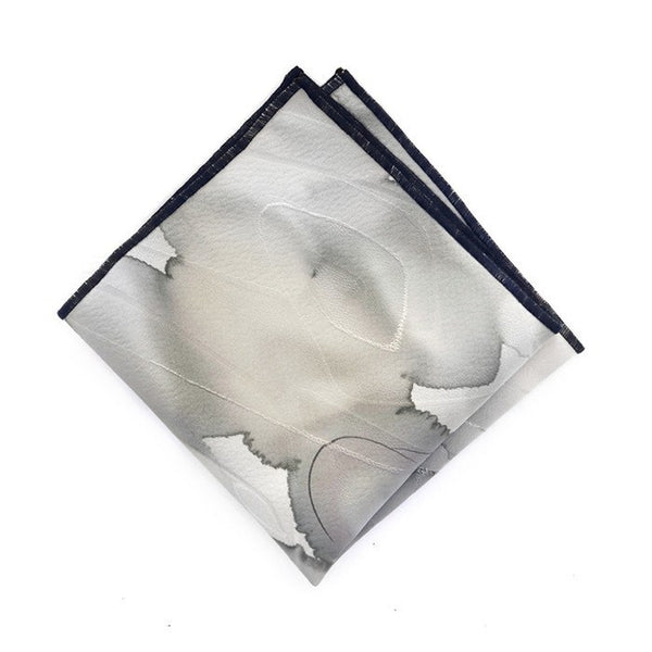 Pocket Square - Kumo Silk Pocket Square