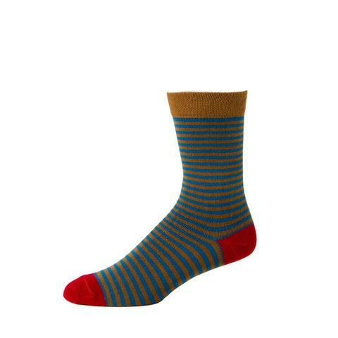 Socks - Smith Socks: Red
