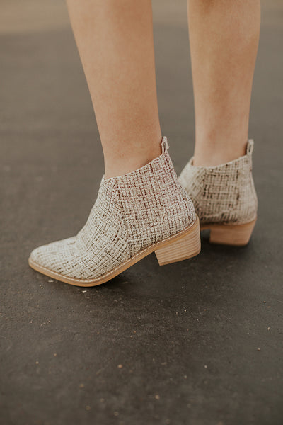 Francis Ankle Bootie