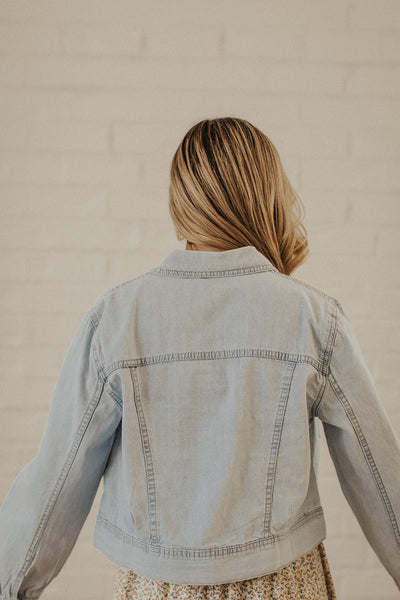 Flemming Denim Jacket