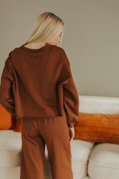 Chill Out Lounge Set in Chestnut
