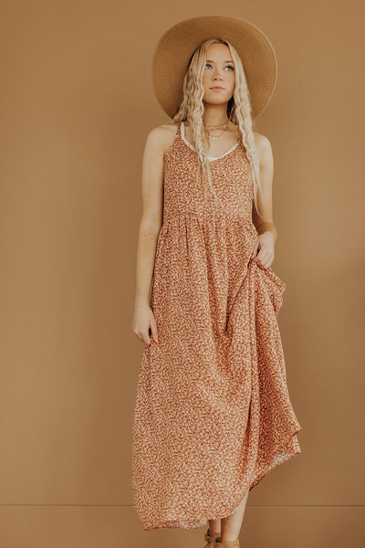 Nantucket Floral Maxi Dress