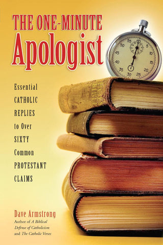 The One-Minute Apologist eBook - 47% Off