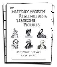 History Worth Remembering Printable Lines with Dates - FREE Download