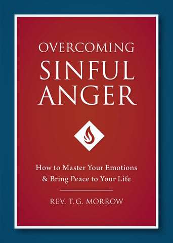 Overcoming Sinful Anger eBook - 50% off