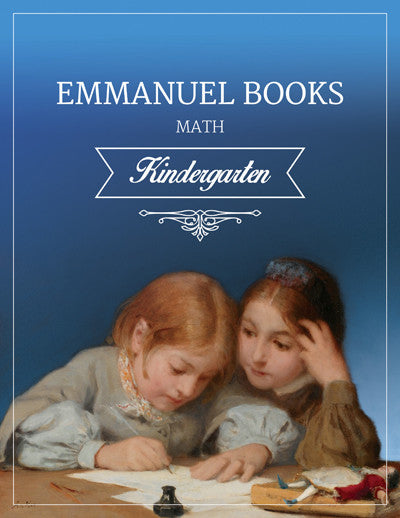 Emmanuel Books Kindergarten Math Lesson Plan