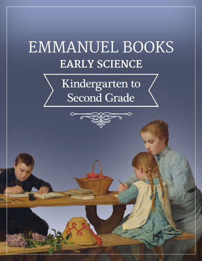 Emmanuel Books K-2 Early Science Lesson Plan