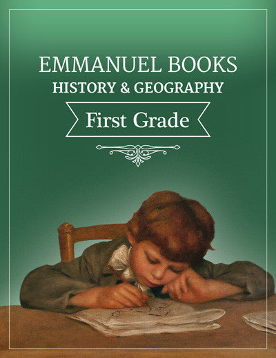 Emmanuel Books First Grade History & Geography Lesson Plan