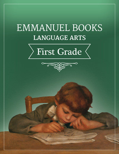Emmanuel Books First Grade Language Arts Lesson Plan