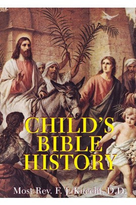 Child's Bible History eBook - Emmanuel Books