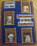 Sacrament of Holy Eucharist Faith Folder Lapbook eBook
