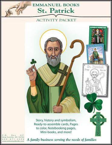 St. Patrick Activity Packet Download