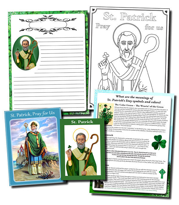 St. Patrick for Catholic Kids