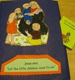 Things I See in Church Faith Folder Lapbook eBook