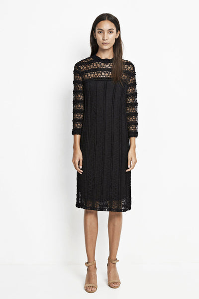 Florence Tn Dress Black