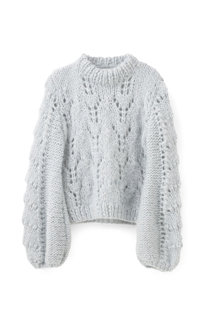 Faucher Pullover Pearl Blue