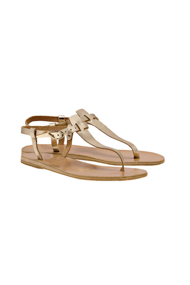 Lito Sandals Platinum