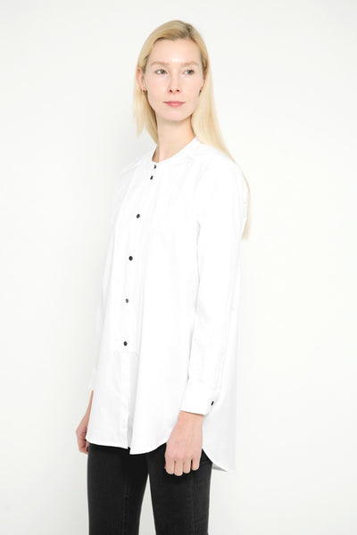 Lux Shirt White