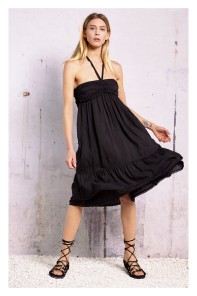 Qid Dress Black
