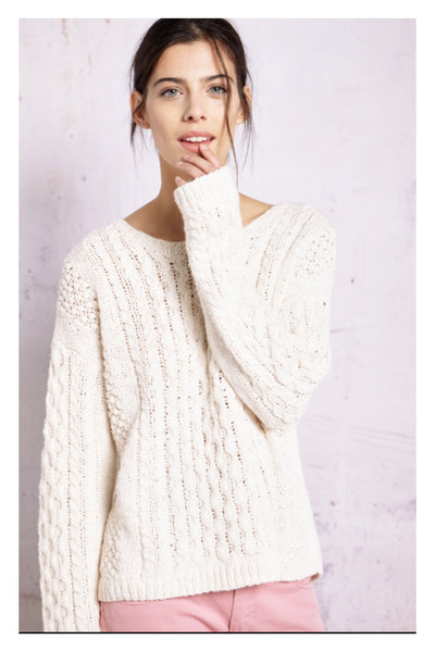 Qobi Sweater Offwhite