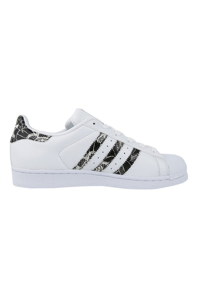 Superstar W White/Black