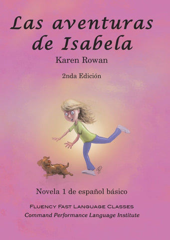 las aventuras de isabela spanish language learning book
