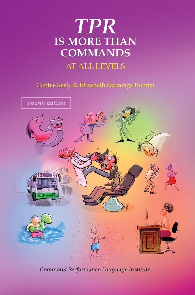 TPR Is More Than Commands - 4th Edition
