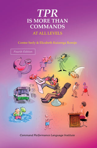 SEE REAL PRICE FOR ELL/ESL ONLY: TPR Is More Than Commands - 4th Edition