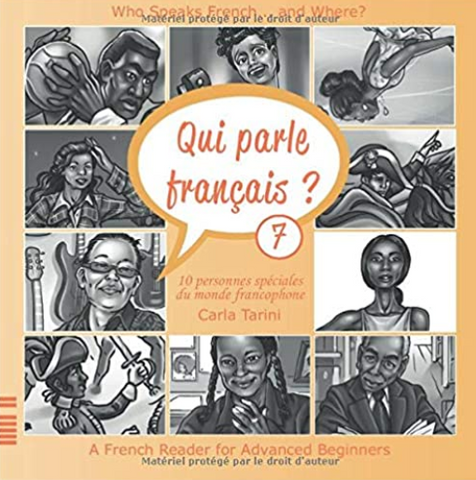 Qui parle français? by Carla Tarini, SET OF BOOKS 6-10