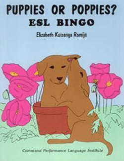 Puppies or Poppies? ESL Bingo