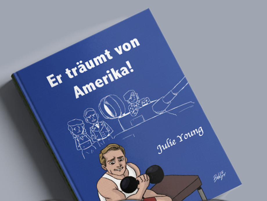 Er traumt von Amerika!   While supplies last!