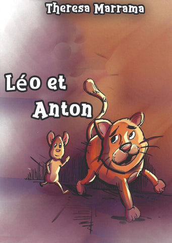 Léo et Anton (French Edition) by Theresa Marrama