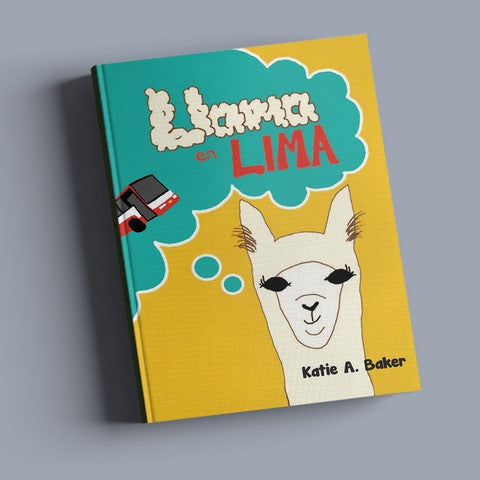 Llama en Lima a Comprehensible Easy Reader in Spanish