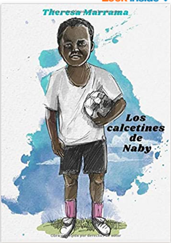 Los Calcetines de Naby, by Theresa Marrama (Spanish version)