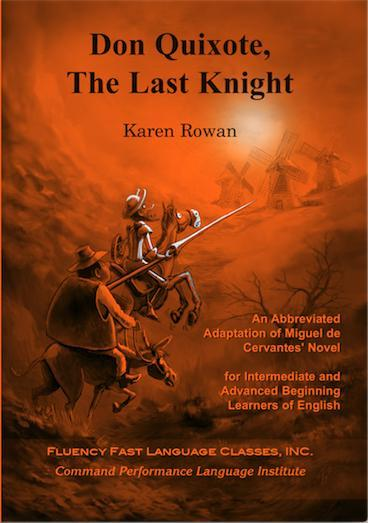 Don Quixote, The Last Knight by Karen Rowan