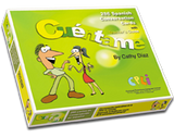 Cuentame: 286 Spanish Conversation Cards