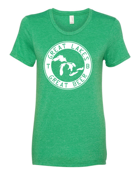 Great Lakes Great Beer Ladies Tee